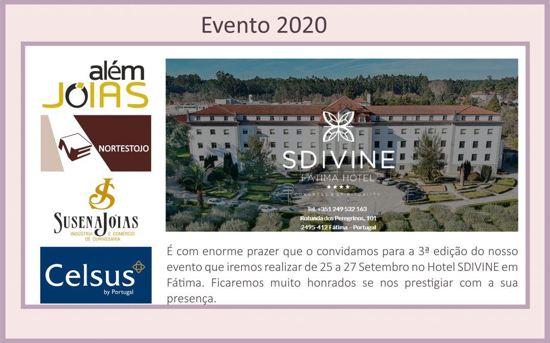 3ª edição do nosso evento 2020